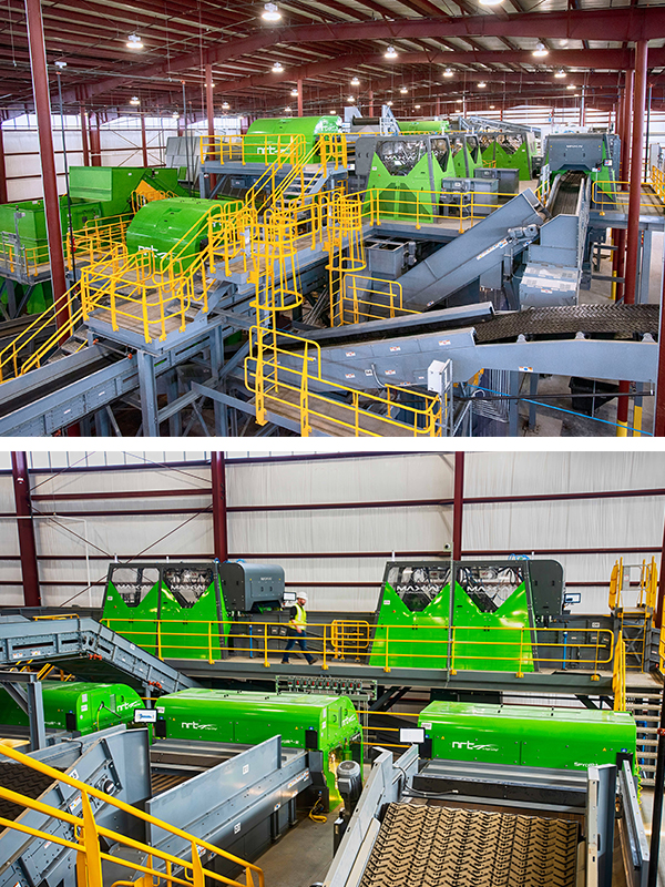 RePower South Starts up Advanced Recycling System Max-AI